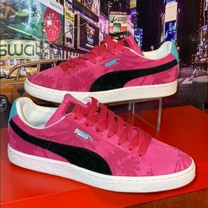 PUMA SUEDE Casual/ Athletic Sneakers Size 9.5
